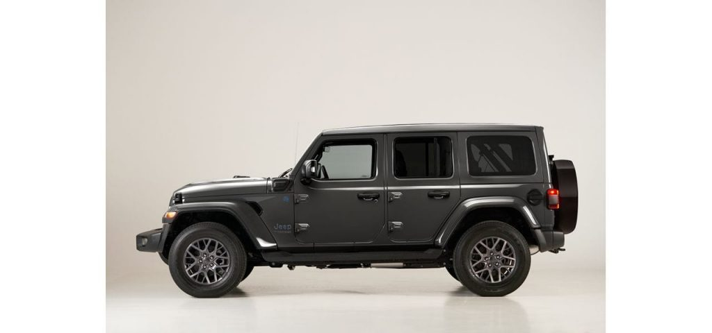 Jeep Wrangler 4xe First Edition 3