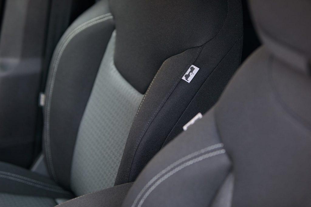 jeep renegade close up stoel detail - 80 jarige verjaardag