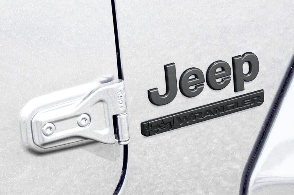 jeep wrangler logo - 80 jarige verjaardag