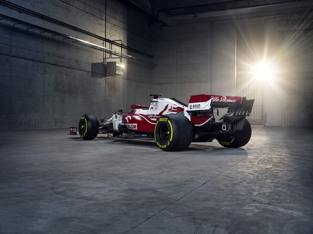 Alfa Romeo Racing ORLEN - C41 (3)