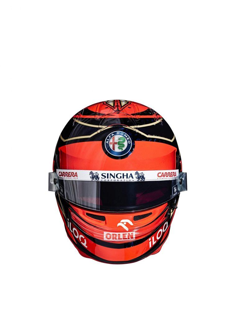 Kimi Raikkonen - Helmet (5)