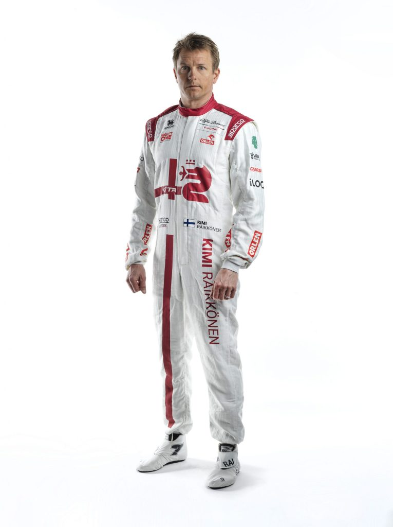 Kimi Raikkonen - Race Suit (1)