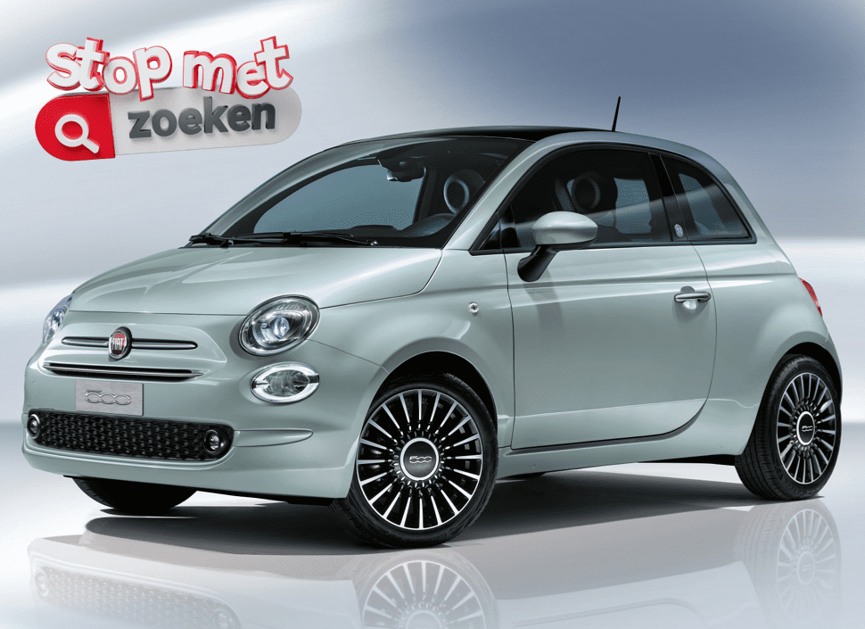 Fiat model 500 Launch Edition