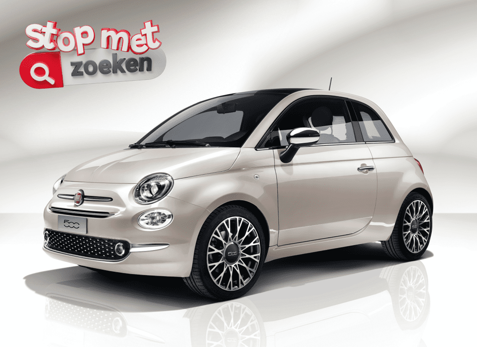 Fiat model 500 Star