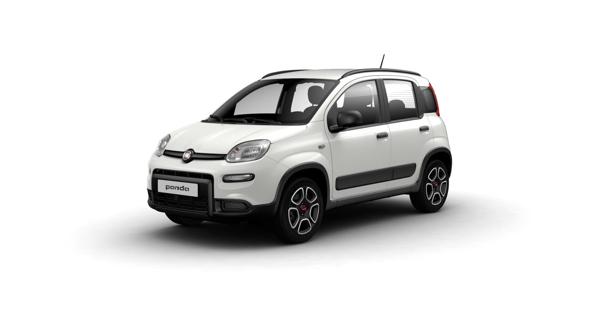 Fiat Panda Hybrid City Life - schuin voorkant