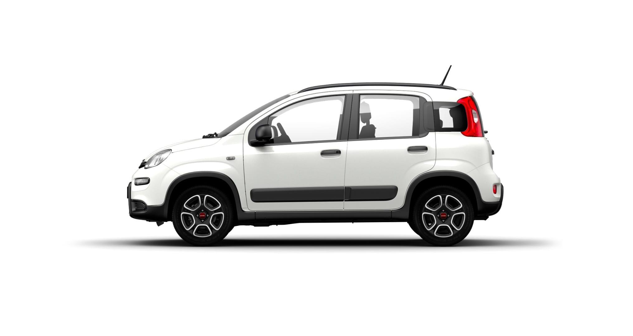Fiat Panda Hybrid City Life - zijkant