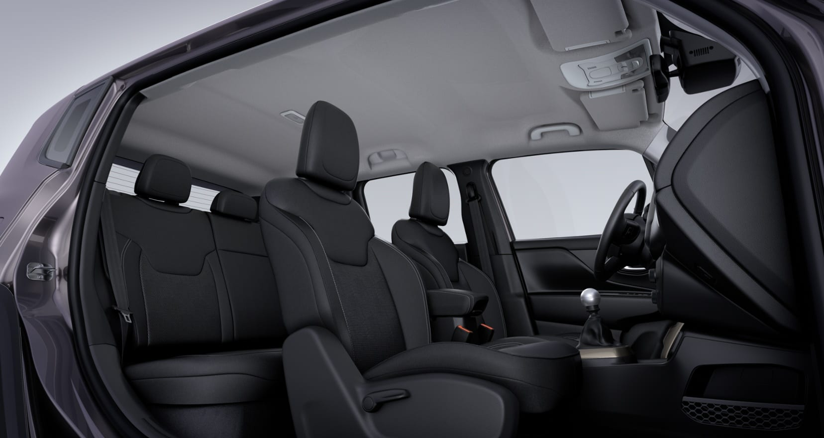 Jeep Renegade Limited - interieur 2