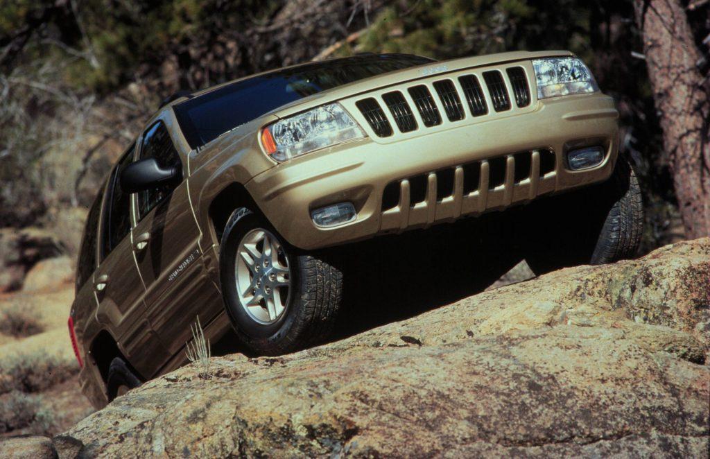 1999 Jeep Grand Cherokee. J-908