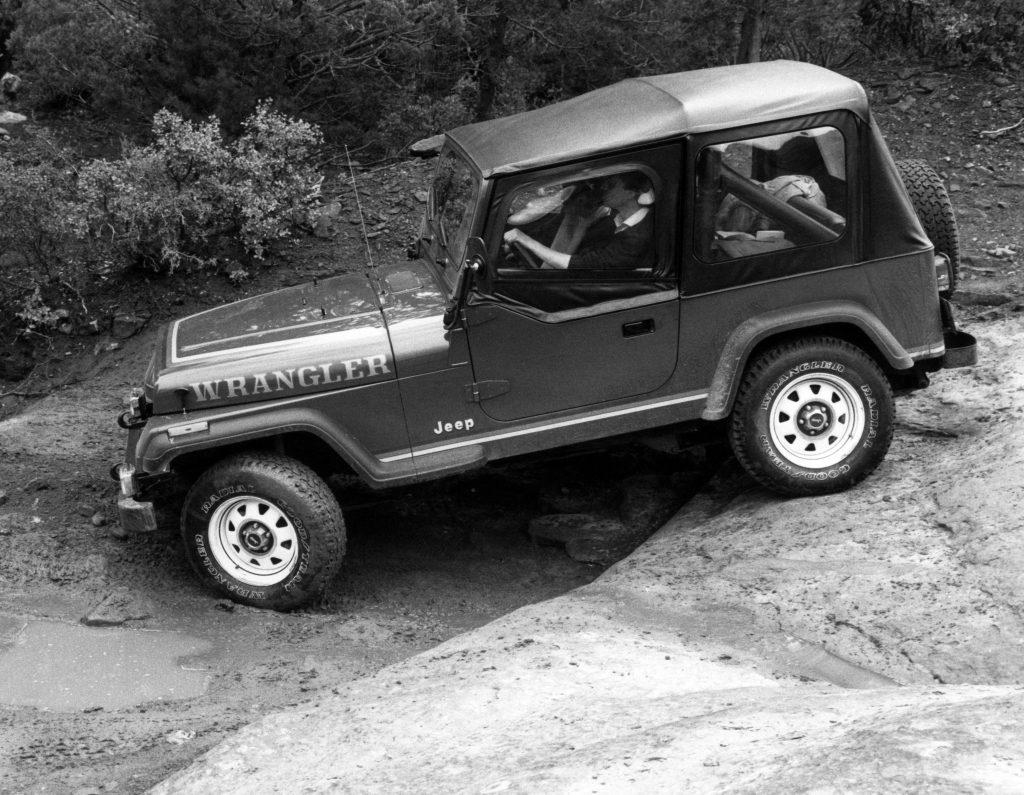 1987 Jp Wrangler lft